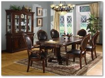 UF Weekend Special - Empire Dining Room Set - Brand New!!! in Ramstein, Germany