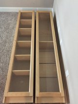 Two dvd/bookcase in Fort Sam Houston, Texas