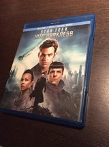 Star Trek Into Darkness Blu Ray DVD Digital Copy in Wiesbaden, GE