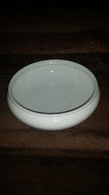 Oriental / White / Deco Bowl in Fort Campbell, Kentucky