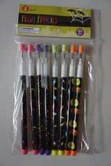 Halloween Push Pencils 8 Count in Bolingbrook, Illinois