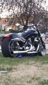 Custom Bad A** 2013 M109R in Temecula, California
