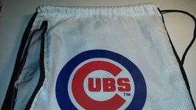 Chicago Cubs Reversable Drawstring Bag in Sandwich, Illinois