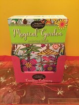 Cra-Z-Art Timeless Creations MAGICAL GARDENS Coloring Book in Shorewood, Illinois
