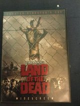 GEORGE ROMERO'S LAND OF THE DEAD  - DVD  -  UNRATED DIRECTOR'S CUT in Okinawa, Japan