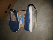 Tom's toddler shoes in Vacaville, California