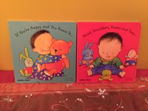 2 board books for babies/ toddlers in Naperville, Illinois
