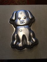 Precious Puppy cake pan in Ramstein, Germany