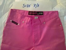 New - Hot Pink Pants - Size 7/8 in Ramstein, Germany