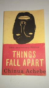 Chinua Achebe - Things Fall Apart in Ramstein, Germany