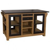 Kitchen Island #3 - Available in all Colors - also Antic Finish - Including Delivery in Grafenwoehr, GE