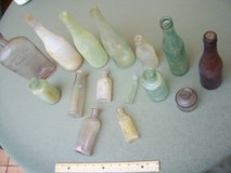 Vintage Bottles (about 80 years old) from Ft. Monroe, VA. in Mannheim, GE