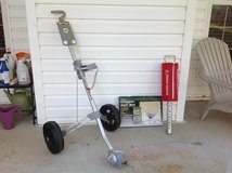 Pull Cart, Shag Bag w/balls & Chipping Net in Perry, Georgia