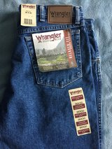 WRANGLER RuggedWear Bluejeans Relaxed Fit (Men's 36X30) NEW in Stuttgart, GE