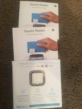 Square reader in Bartlett, Illinois
