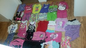 Girls size 5t clothING lot in Camp Lejeune, North Carolina