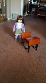 American doll with desk in Naperville, Illinois