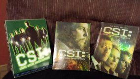 CSI: Seasons 1, 8, & 9 in Alamogordo, New Mexico