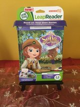 Leap Reader interactive book Sofia the First in Morris, Illinois