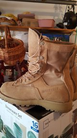 Military Boots--10 R in Fort Rucker, Alabama