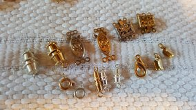 Assorted Necklace Clasps-Gold & Silver Over 250+ in Chicago, Illinois