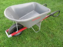 True Temper Wheelbarrow with Total Control Handles in Morris, Illinois