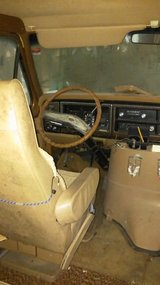 1976 FORD VAN, 52,500 miles in The Woodlands, Texas