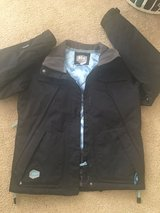 Helly Hanson black ski jacket coat with Hellytech XS REI in Beaufort, South Carolina