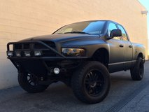 Dodge Ram Murdered Out in Camp Pendleton, California