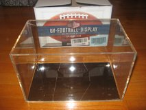 BallQube Full Size Football Display Case in Chicago, Illinois