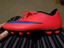 Kids soccer shoes in The Woodlands, Texas