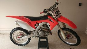 REDUCED - 2013 Honda CRF450R with Extras in Little Rock, Arkansas