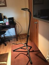Guitar stand in Morris, Illinois