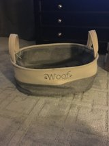 Woof doggy basket in Vacaville, California