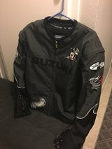 Suzuki street bike jacket in Vacaville, California