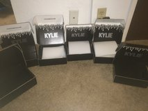5 Kylie Jenner Gift boxes and one MAC box (BOXES ONLY) in Travis AFB, California