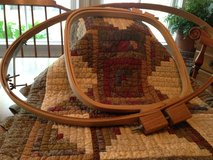 Wooden quilting hoops #2 in Beaufort, South Carolina