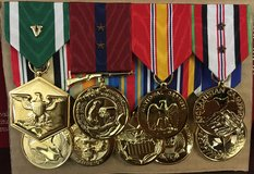 Military Medals Mounted Professionally in Camp Pendleton, California