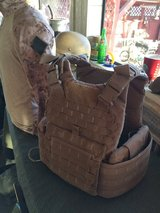 MED CIF ISSUED PLATE CARRIER MEDIUM in Camp Pendleton, California