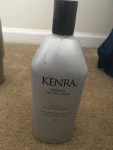 Kendra thermal styling spray huge 33.8 oz bottle used twice in Beaufort, South Carolina