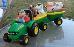 Little People John Deere Hay Ride with Sound in Clarksville, Tennessee