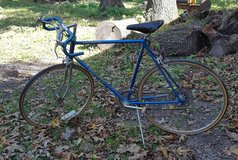 Vintage Schwinn 10 speed bicycle in Lockport, Illinois