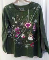 CHRISTMAS HOLIDAY TOP in Lakenheath, UK