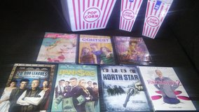 movie basket - New in Spring, Texas