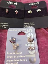Claire's sterling silver Earings in Travis AFB, California