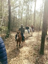 TRAIL RIDING!! in Warner Robins, Georgia