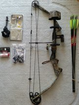 Parker Spitfire Compound Bow w/Accessories in Warner Robins, Georgia