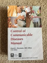 Control of Communicable Diseases Manual 19th edition in Fairfield, California
