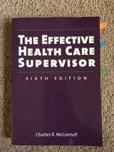 The Effective Health Care Supervisor 6th edition in Travis AFB, California