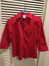 Red sleeves sz XS in Okinawa, Japan